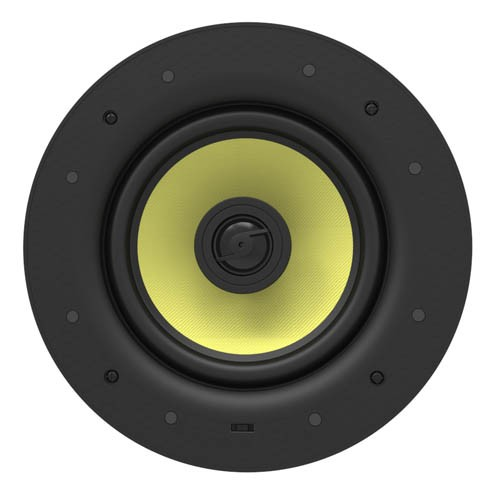 6.5-inch Kevlar 2-Way In-Ceiling Speakers (Pair) - 60W Nominal, 120W Max