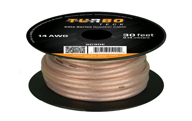 250ft 16AWG High Quality Speaker Wire Cable