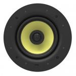 6.5-inch Kevlar 2-Way In-Ceiling Speakers (Pair) - 60W Nominal, 120W Max