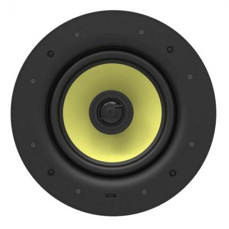 8-inch Kevlar 2-Way In-Ceiling Speakers (Pair) - 80W Nominal, 160W Max